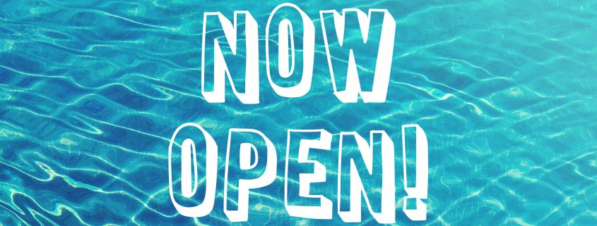 Pool Opens May 25th!
