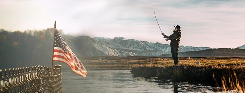 Golf Tournament for Support of Disabled Veterans through the Project Healing Waters Fly Fishing