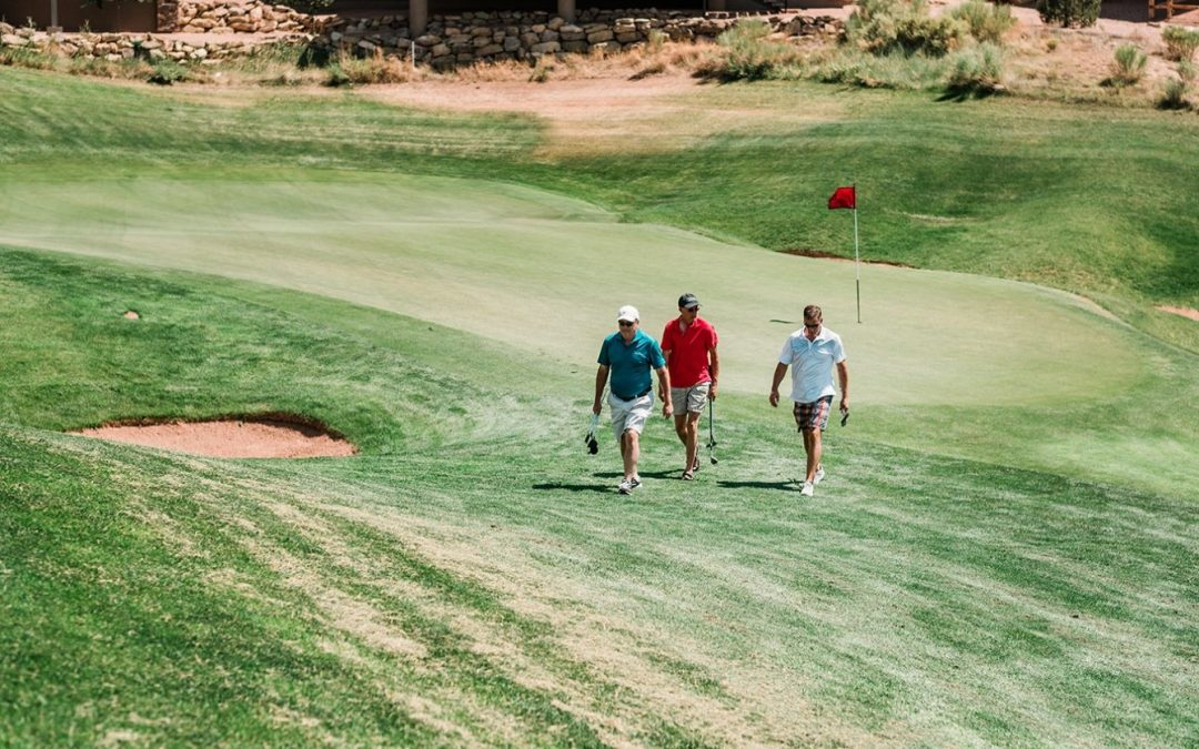 Tips for introducing a friend to golf