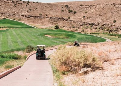 5 things to do when playing a new golf course