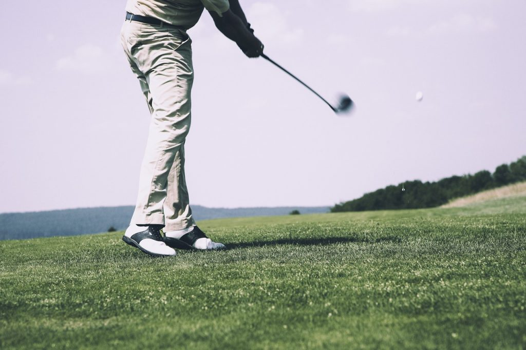 golf course etiquette